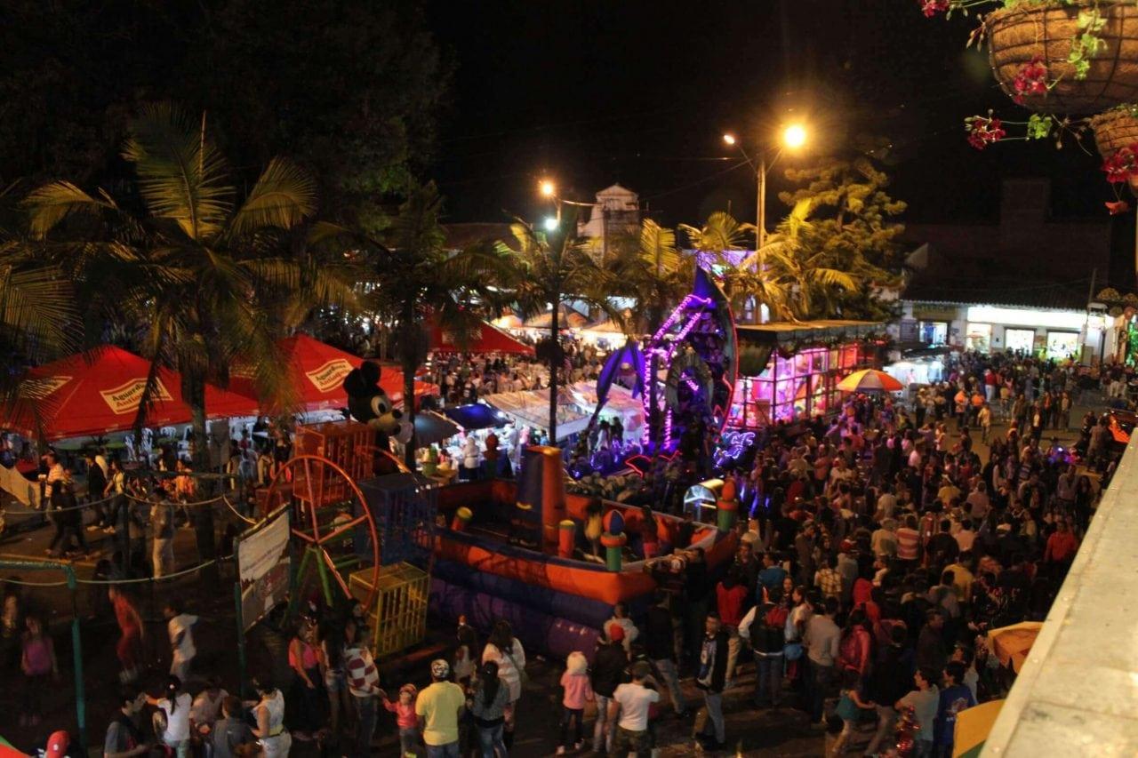 Programaci n de las fiestas del municipio de la ceja for Jardin antioquia fiestas 2016