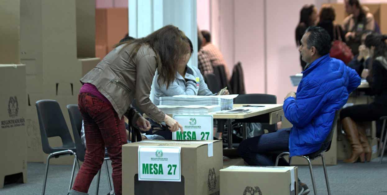 Colombianos En El Exterior Tambi N Podr N Votar En El Plebiscito