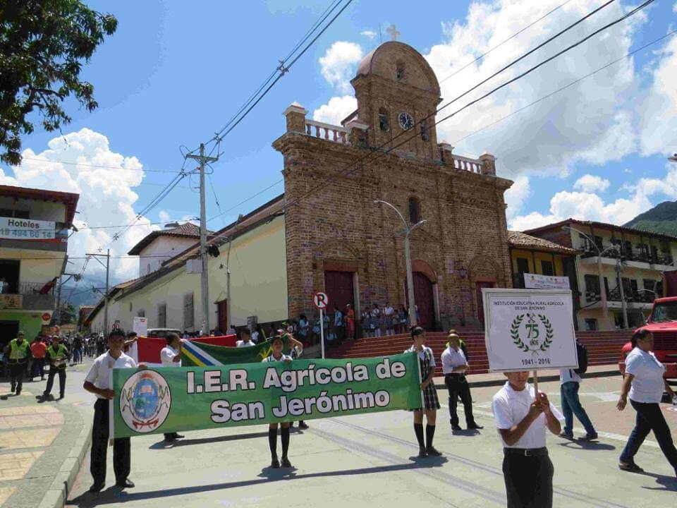 Municipios de antioquia que estar n de fiesta este puente for Fiestas jardin antioquia 2016