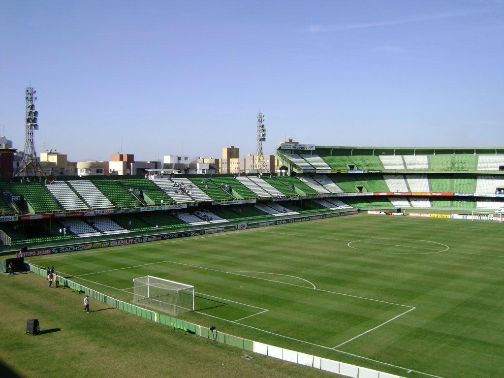 Chapecoense disputará final de la Copa Sudamericana en estadio del Coritiba