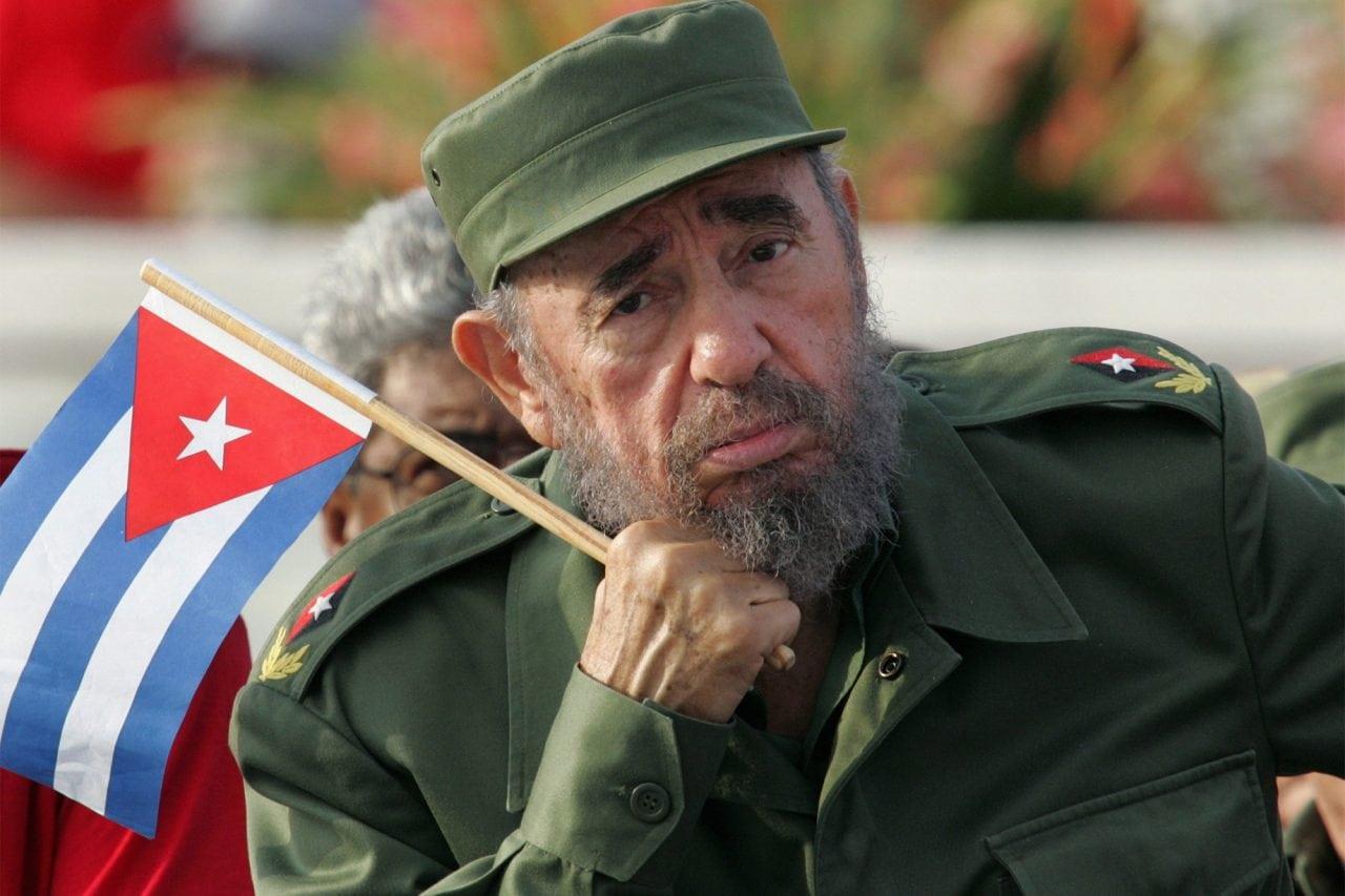 Resultado de imagen de fidel Castro