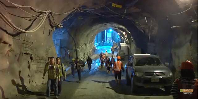 Proyecto Hidroelectrico Ituango