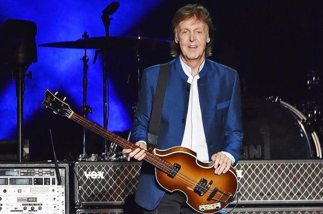 Paul McCartney estará en Medellín