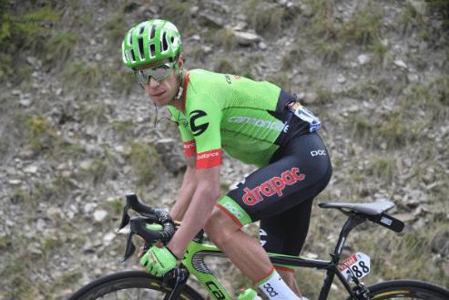 Júbilo en Antioquia por subcampeonato de Rigo en el Tour de Francia