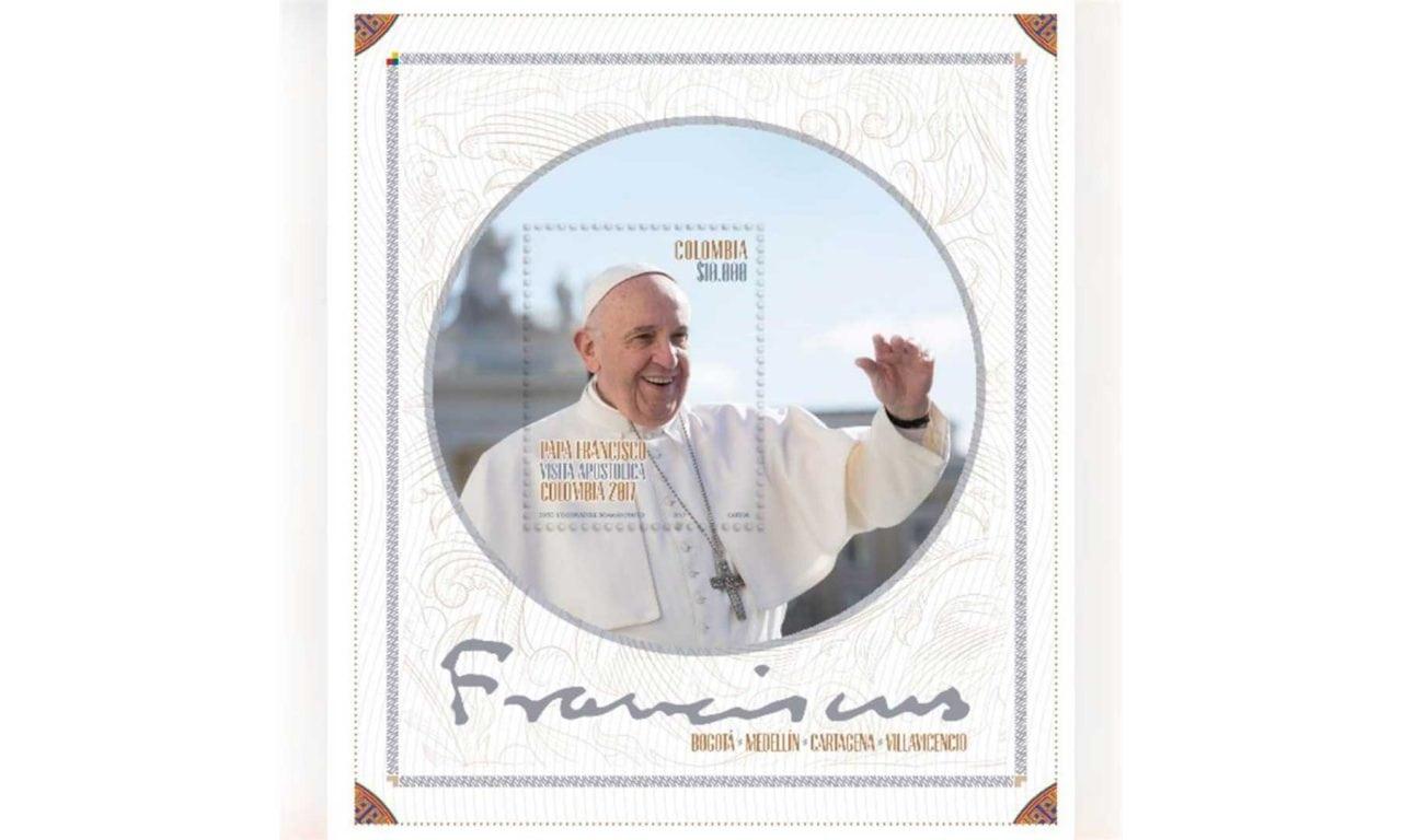 Colombia se prepara para la visita del Papa