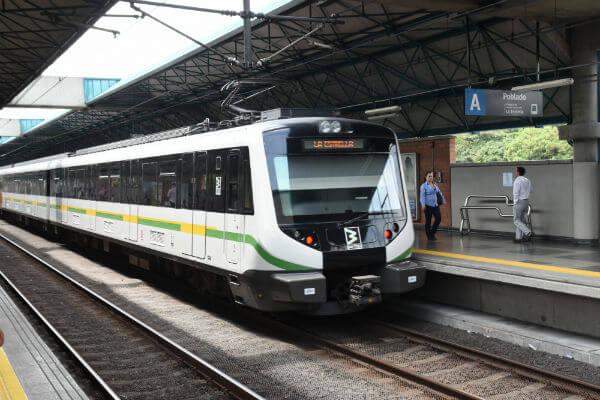 El Metro de Medellín aumentó su frecuencia de servicio