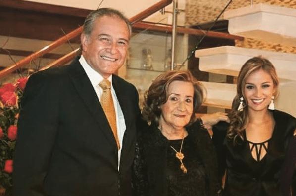 Falleció la madre del vicepresidente Óscar Naranjo
