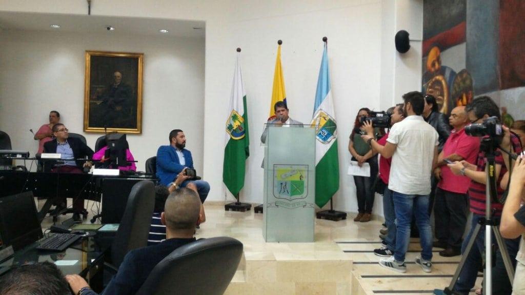 Alcalde de Bello, Antioquia, retornó al cargo tras estar 7 meses capturado