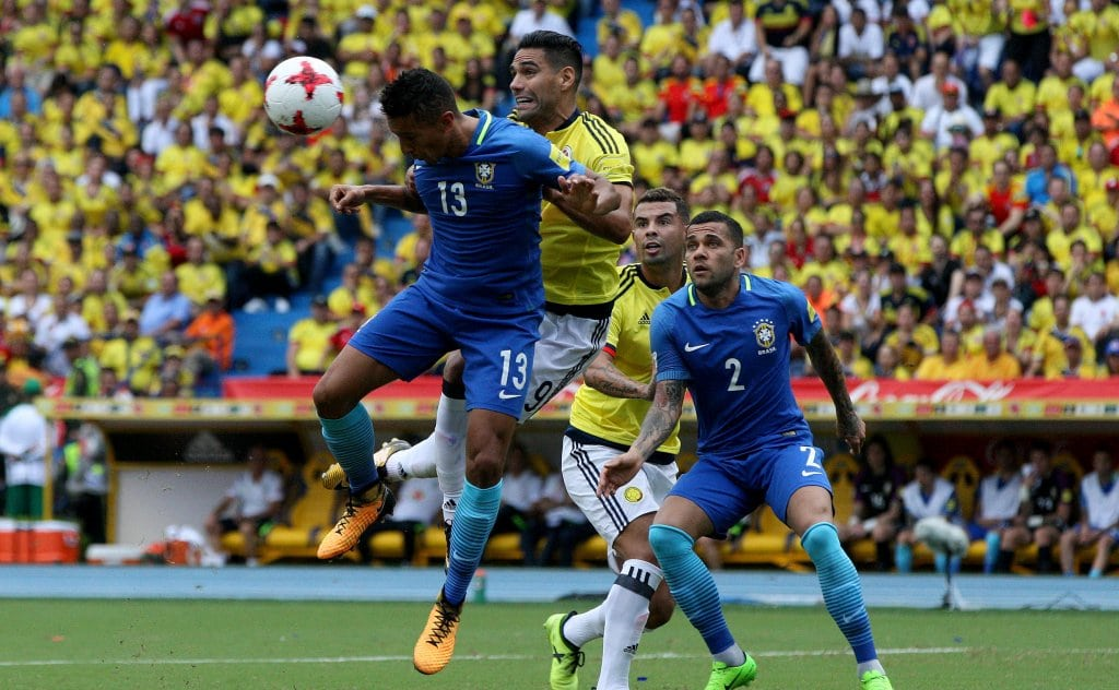 Ojo a venta de boletas para el partido Colombia Vs Brasil
