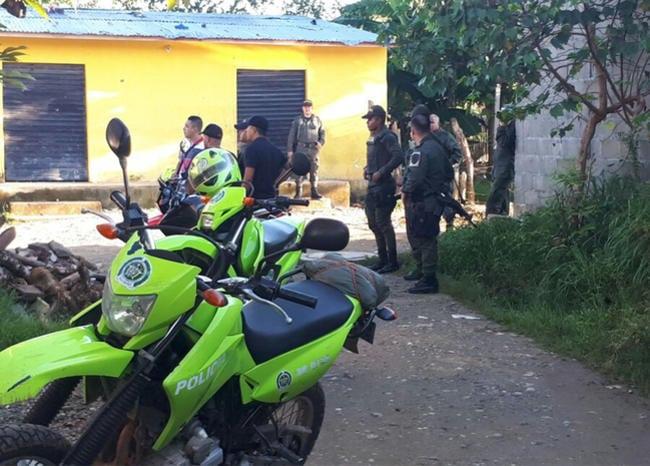 Asesinan a cinco personas en Caucasia, Antioquia