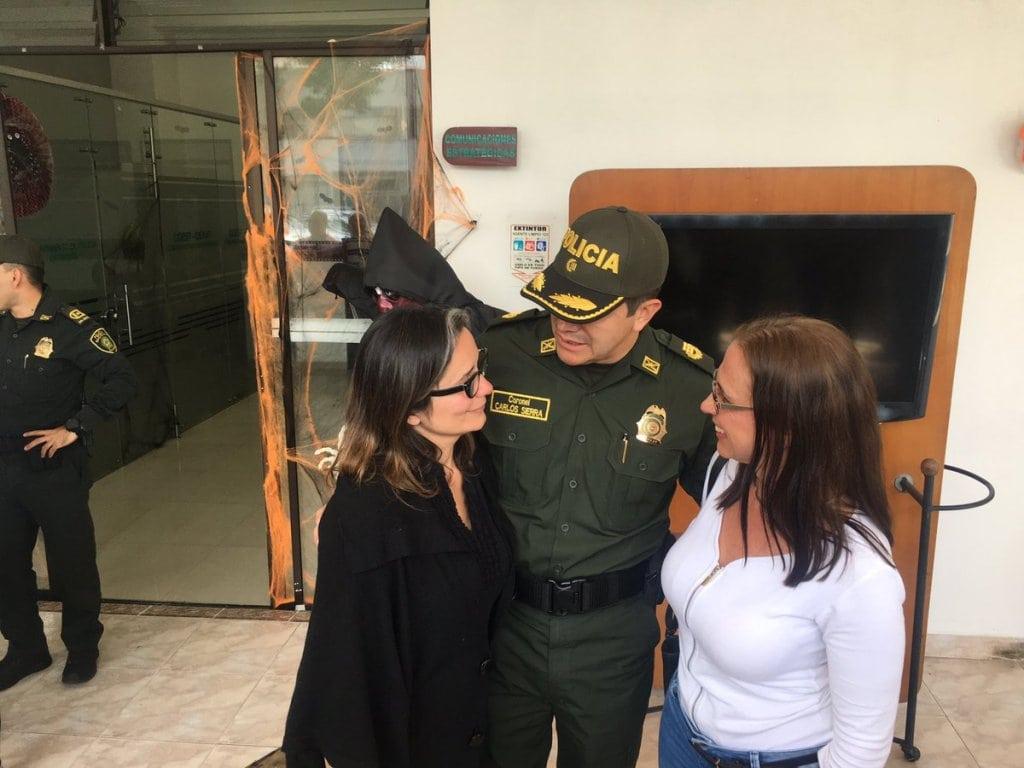 Rescatan hermana de Juan Camilo Restrepo, jefe negociador de paz