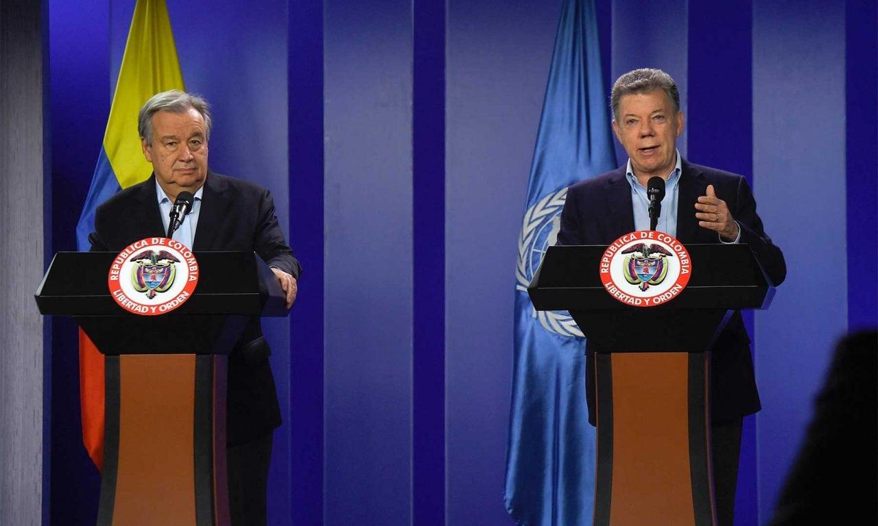 Presidente de Colombia suspendió reanudación de diálogos con el ELN