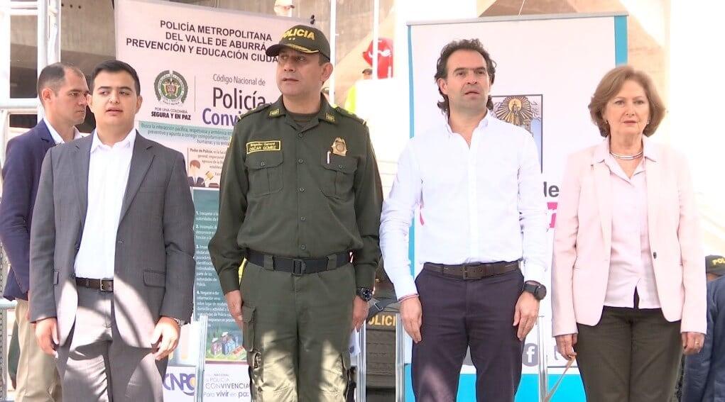Concejo y otros sectores respaldan a Federico Gutiérrez