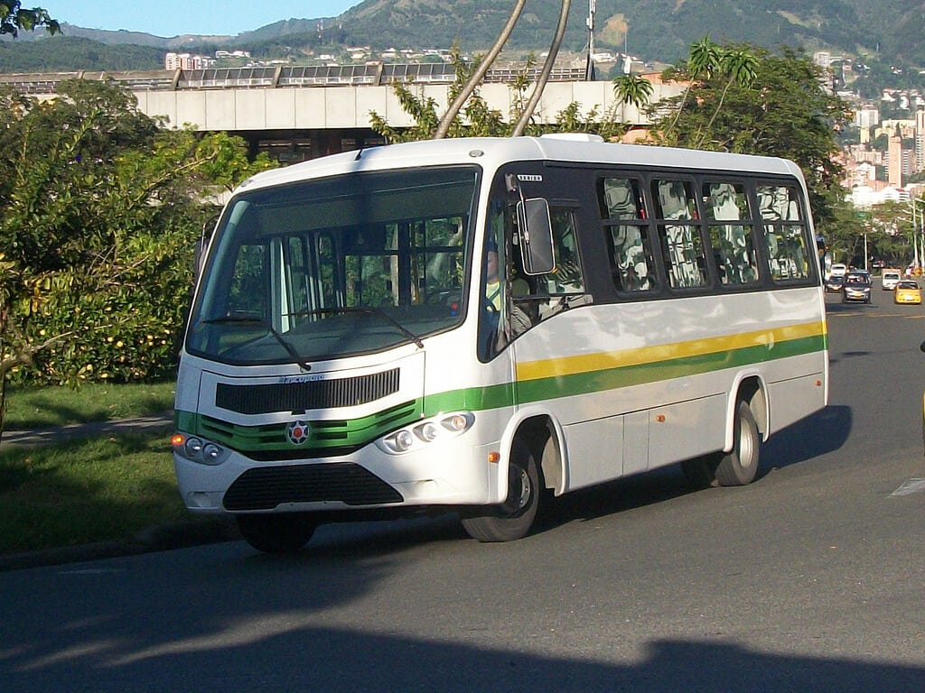 Estas son las rutas que puede utilizar ante la contingencia del Metro de Medellín