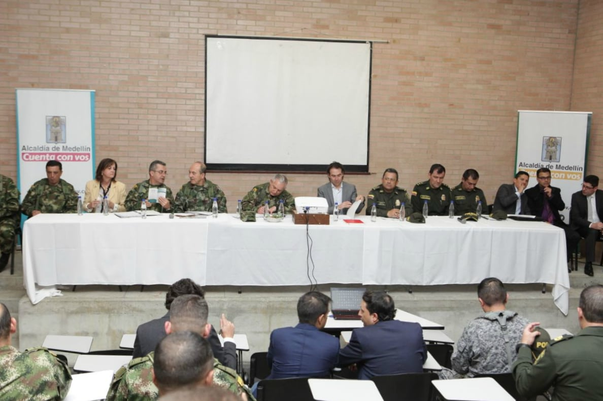 Plan para apaciguar San Javier, Altavista y Robledo